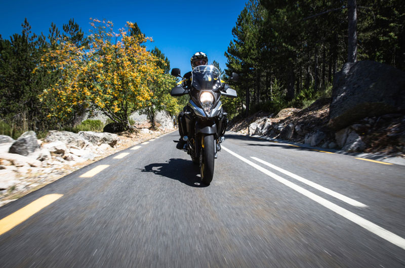 2018 V-Strom 650XT Learner Approved Gallery2