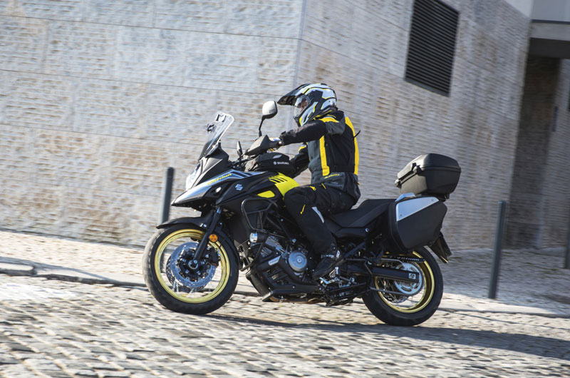 2018 V-Strom 650XT Learner Approved Gallery7