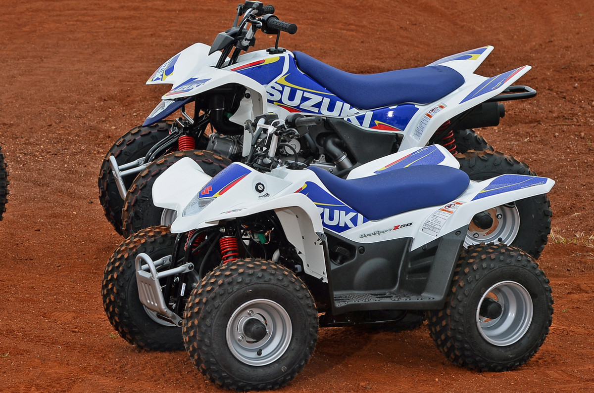 Suzuki QuadSport Z50 Gallery1