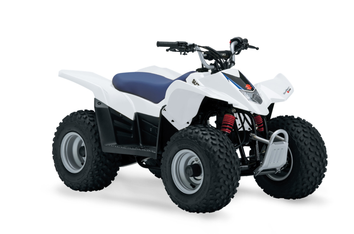 Suzuki QuadSport Z50 Gallery2